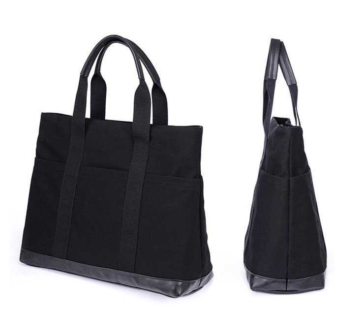 black canvas bag plain canvas tote bags canvas bags wholesale