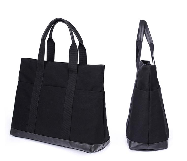 black canvas bag plain canvas tote bags canvas bags wholesale