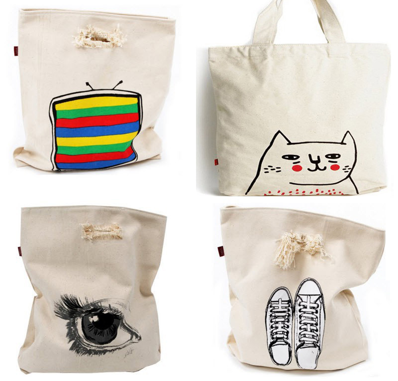 custom canvas bags canvas bags wholesale canvas tote