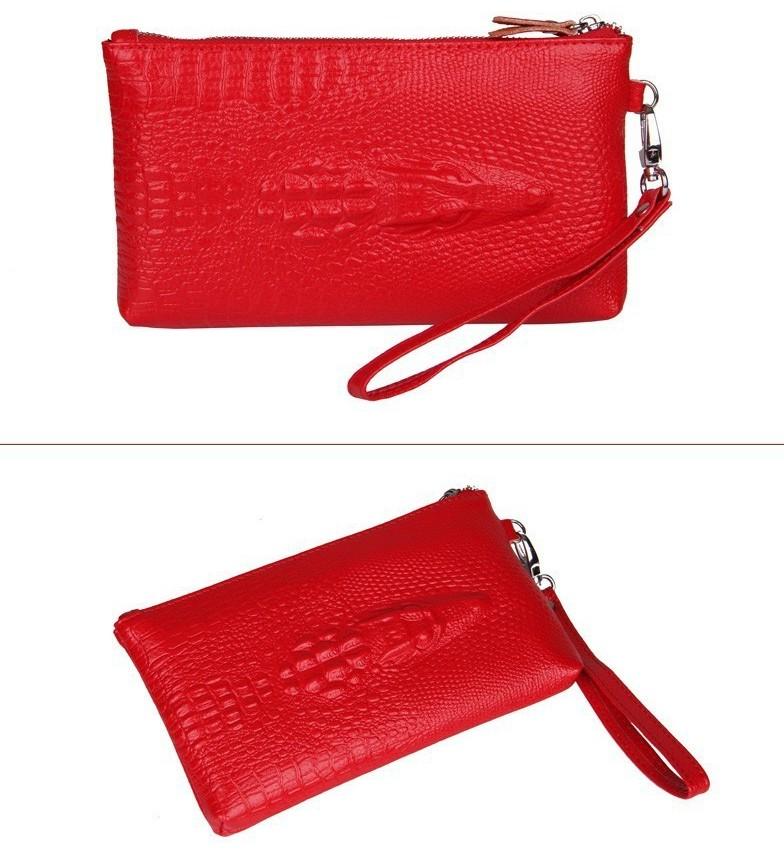 red clutch foldover clutch cream clutch bag