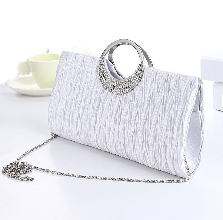 silver clutch judith leiber clutch evening clutch bags