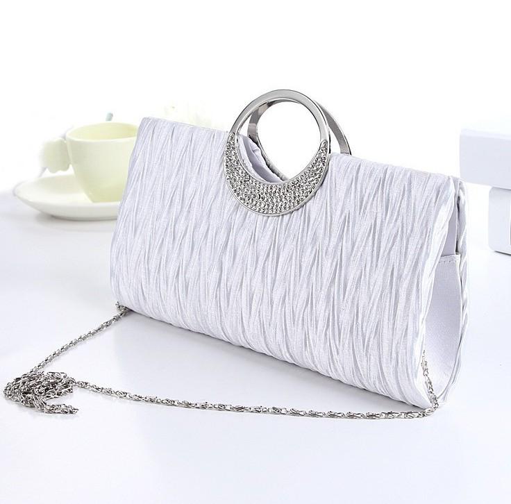 silver clutch judith leiber clutch evening clutch bags