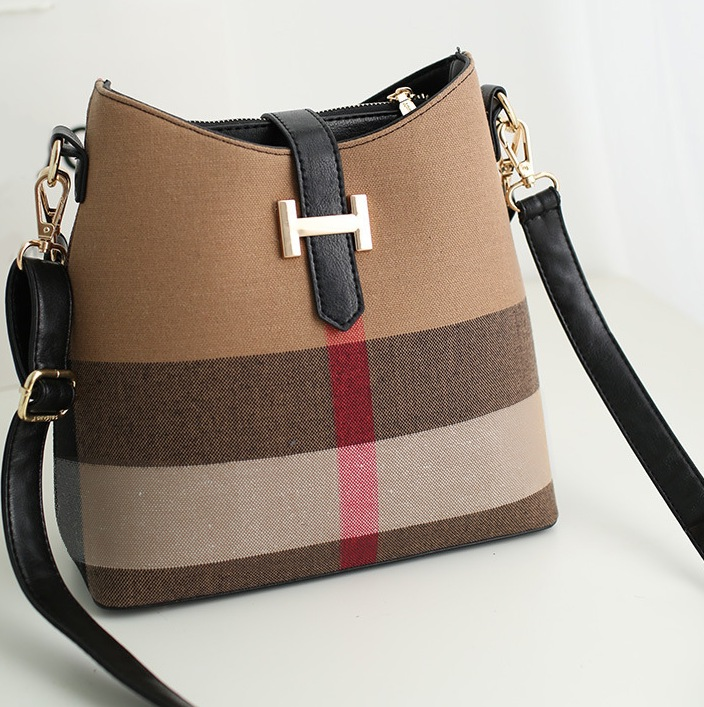 canvas cross body bags crossbody wallet brown crossbody bag