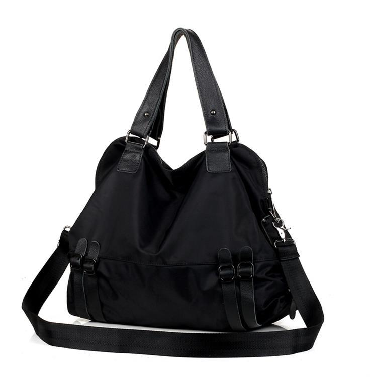 nylon crossbody bag black cross body bag black crossbody bag