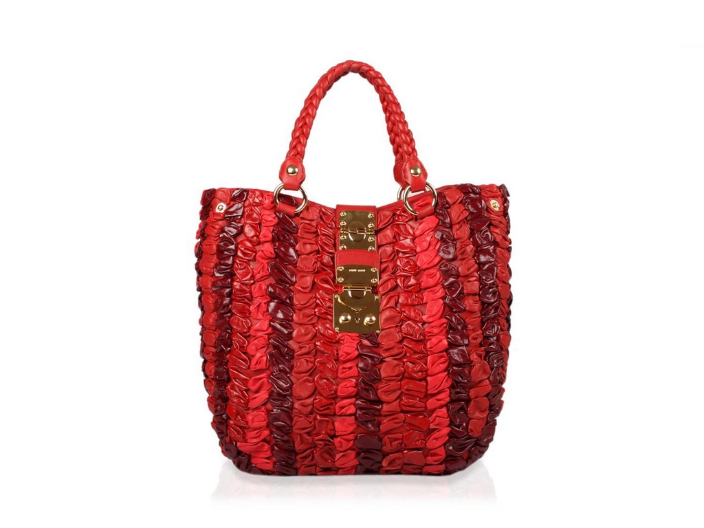 purse hardware fringe purse red purse