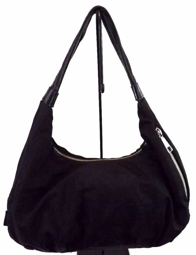 black hobo bag coach hobo calvin klein hobo