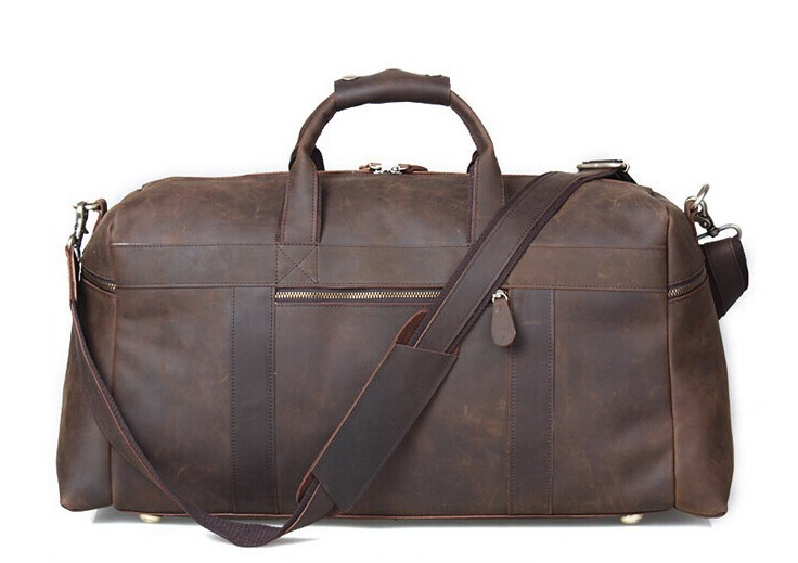 duffle bag leather bags for men canvas messenger bag