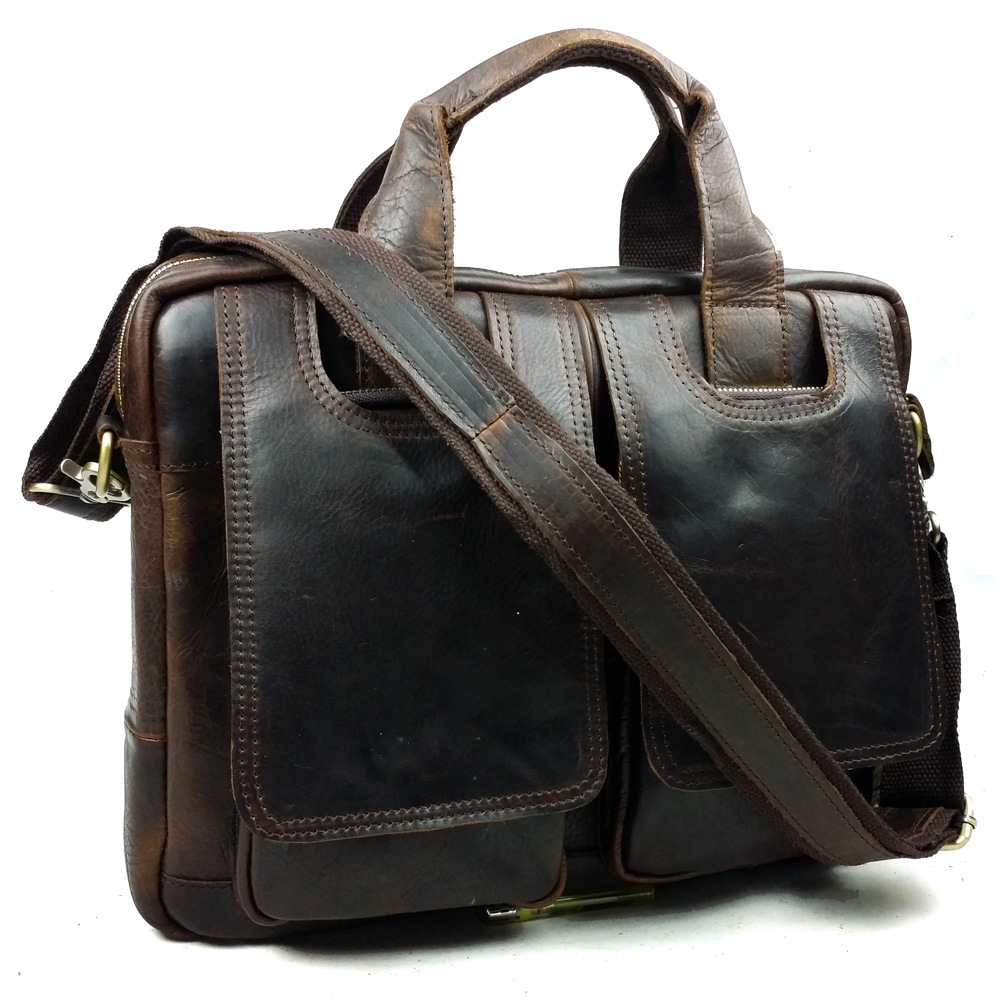 leather briefcase best messenger bags for men shoulder bags for men