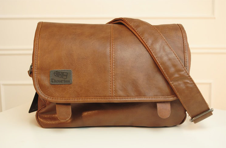 mens leather bags leather messenger bag duffel bag