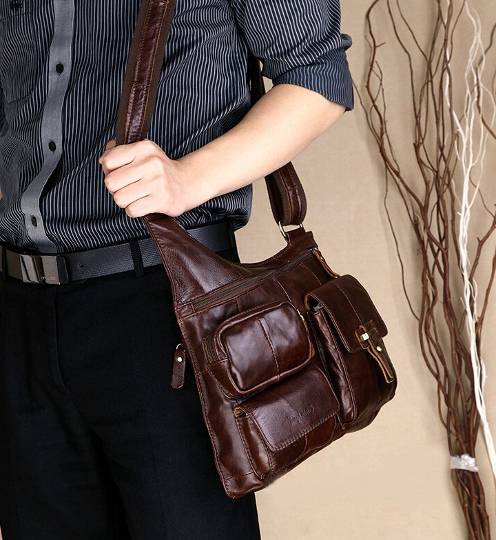 messenger bags for men leather duffle bag hugo boss mens bags