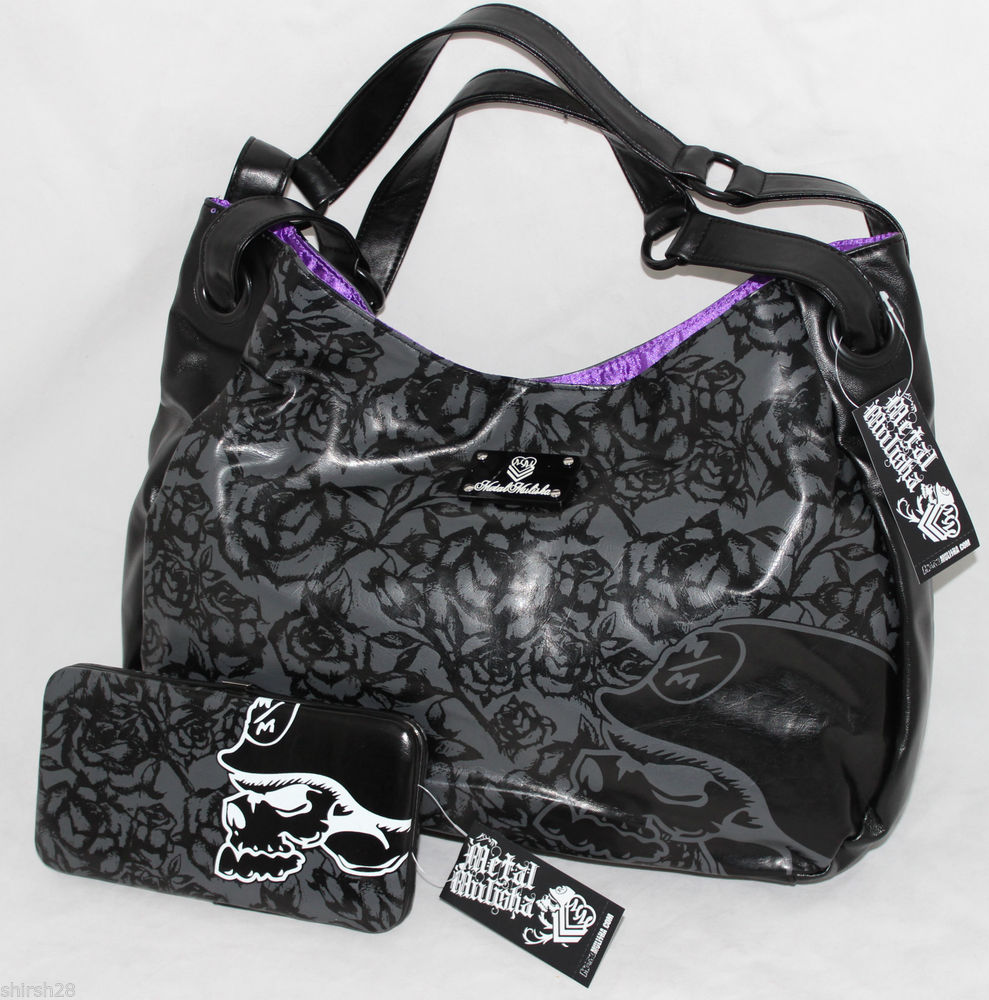 Metal Mulisha Purse Handbags And