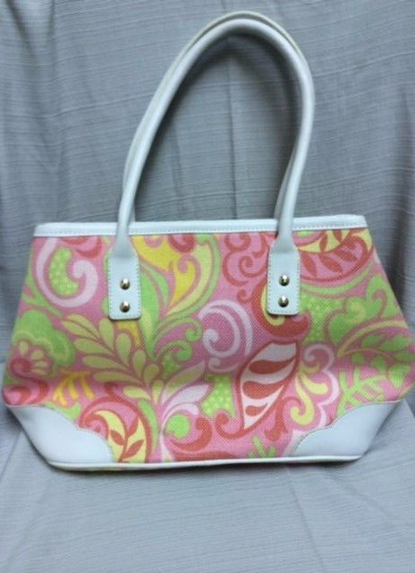 spartina purse quilted purse thirty one purse