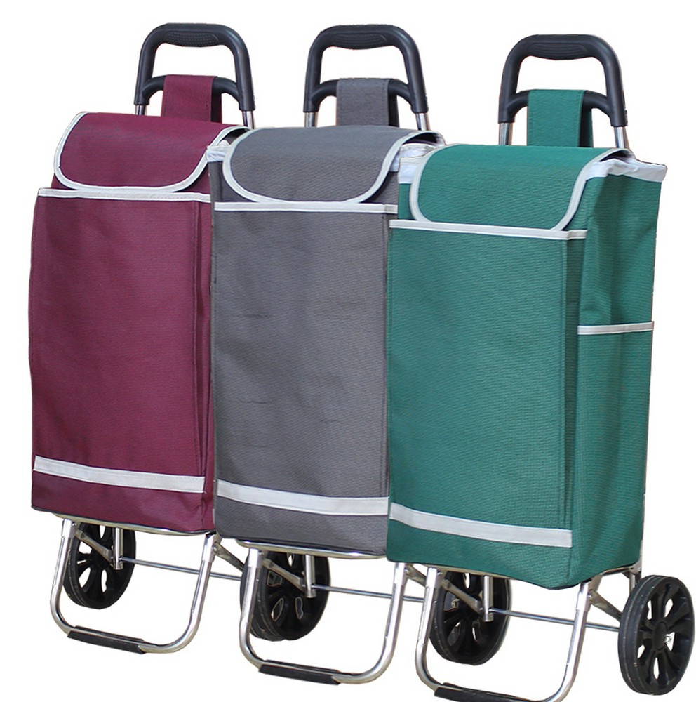 shopping trolley bag on wheels eco shopping bags cloth shopping bags