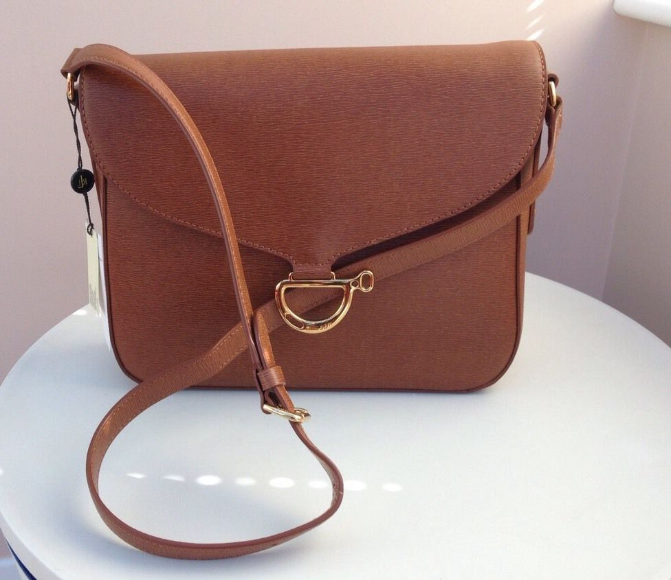 ralph lauren shoulder bag tan leather shoulder bag over the shoulder bags