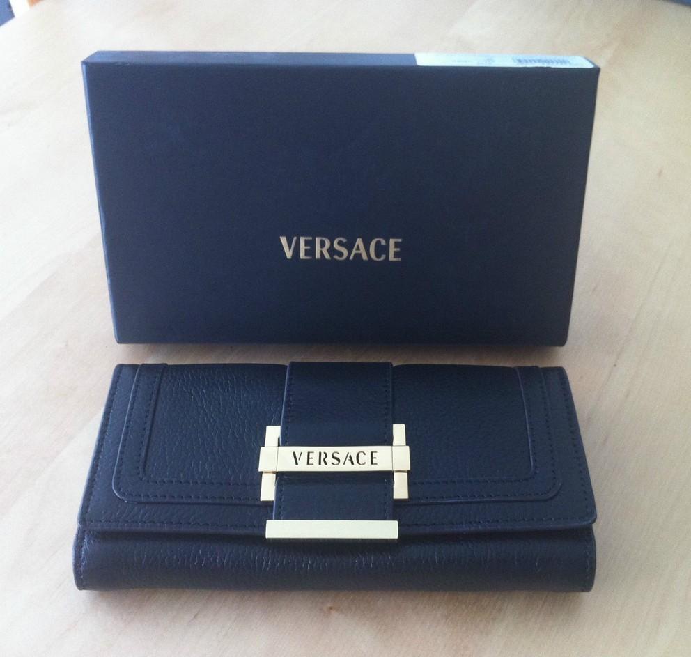 versace wallet rfid wallet document wallet